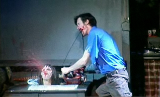 evil dead musical, chainsaw, evil dead remake, evil dead play