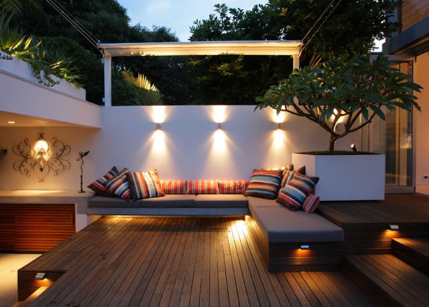Courtyard Decorating Ideas | DECORATING IDEAS