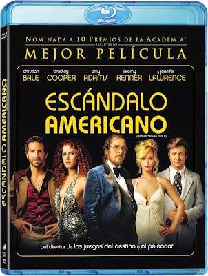 American Hustle (2013) 720p BDRip Dual Espa�ol Latino-Ingl�s