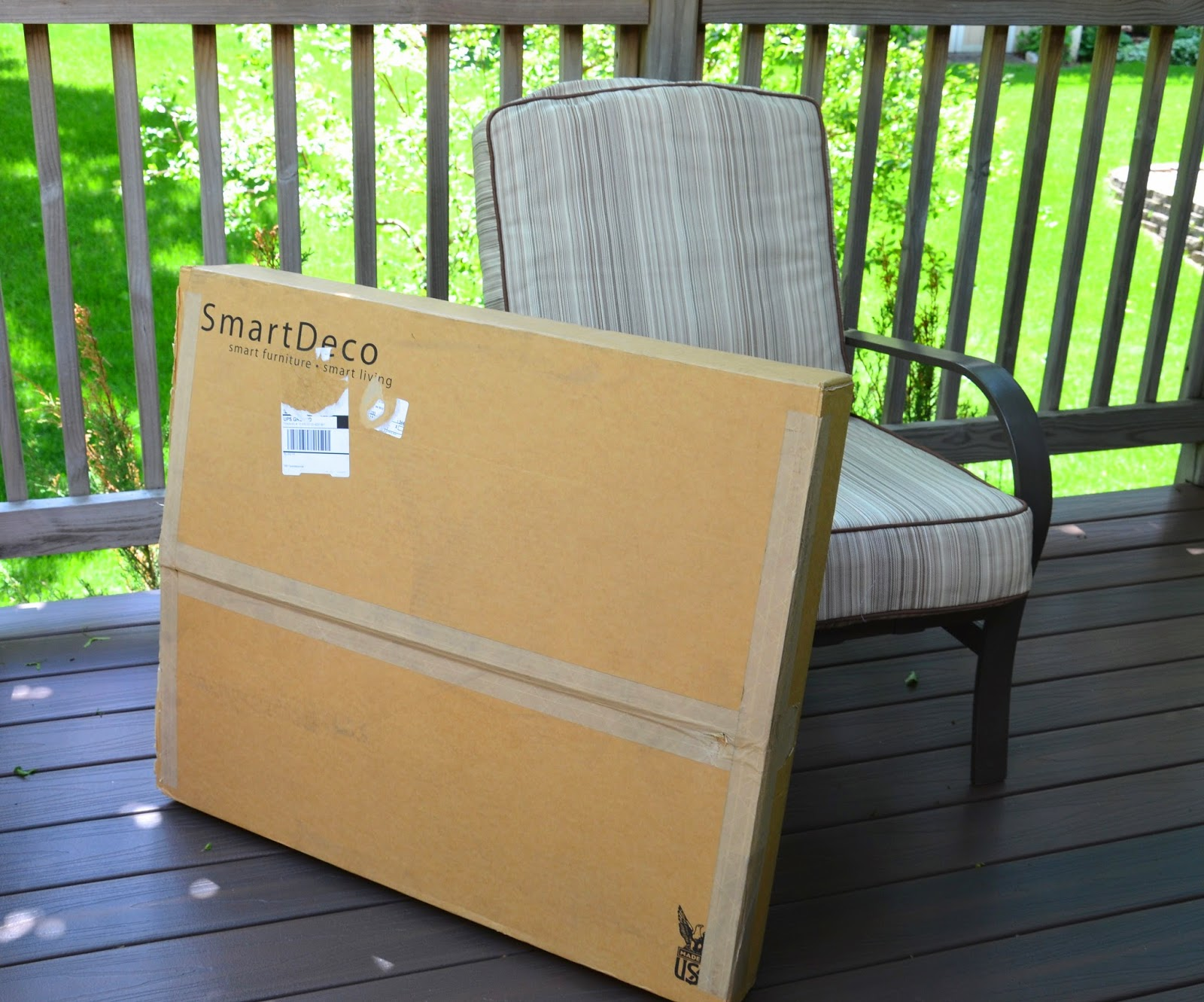 smart deco furniture. So Out Came The Box - And It\u0027s A Good Size, Working On It Deck Was Just Lovely. Smart Deco Furniture