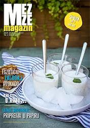 Mezze - prvi srpski online gastronomski magazin
