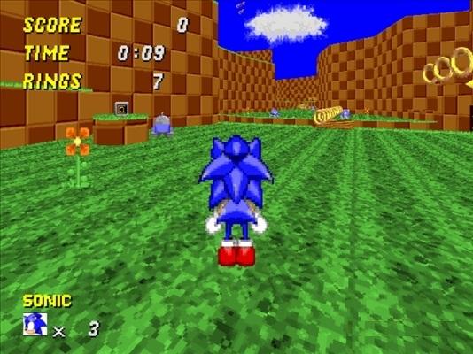 Sonic Robo Blast 2 game PC