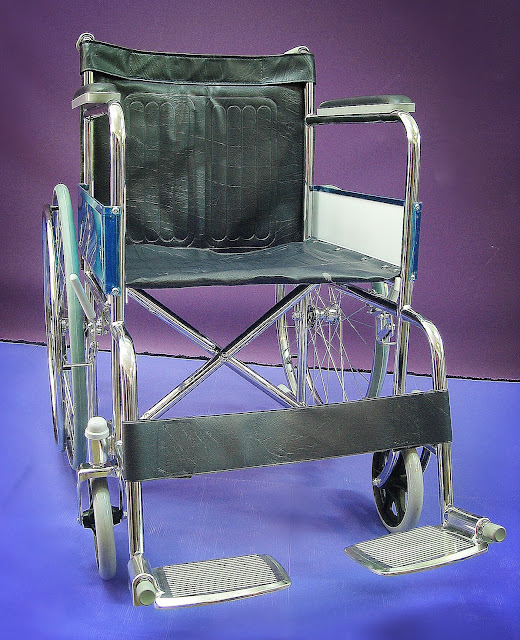 Kerusi Roda Piawai 標準輪椅 Standard Wheelchair