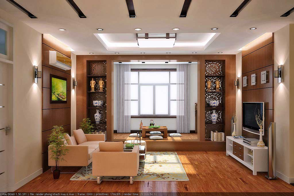Apartment Living Room Design Ideas