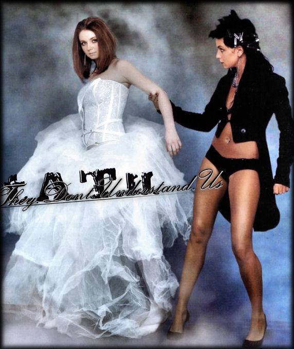 canciones tatu all the things she said: