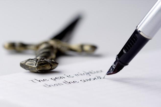 pennan och svärdet