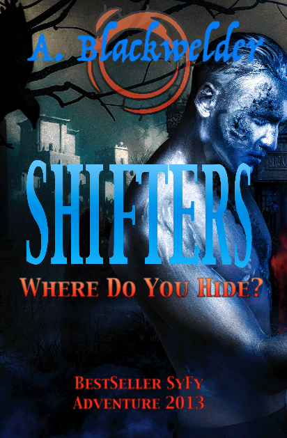 Shifters (Alien Invasion SyFy, Book 4)