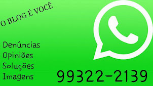 WhatsApp do Blog