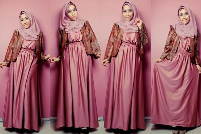 Gaya+Berhijab+Ala+Raden+Indriati+7.jpg (650×434) | hijab ...