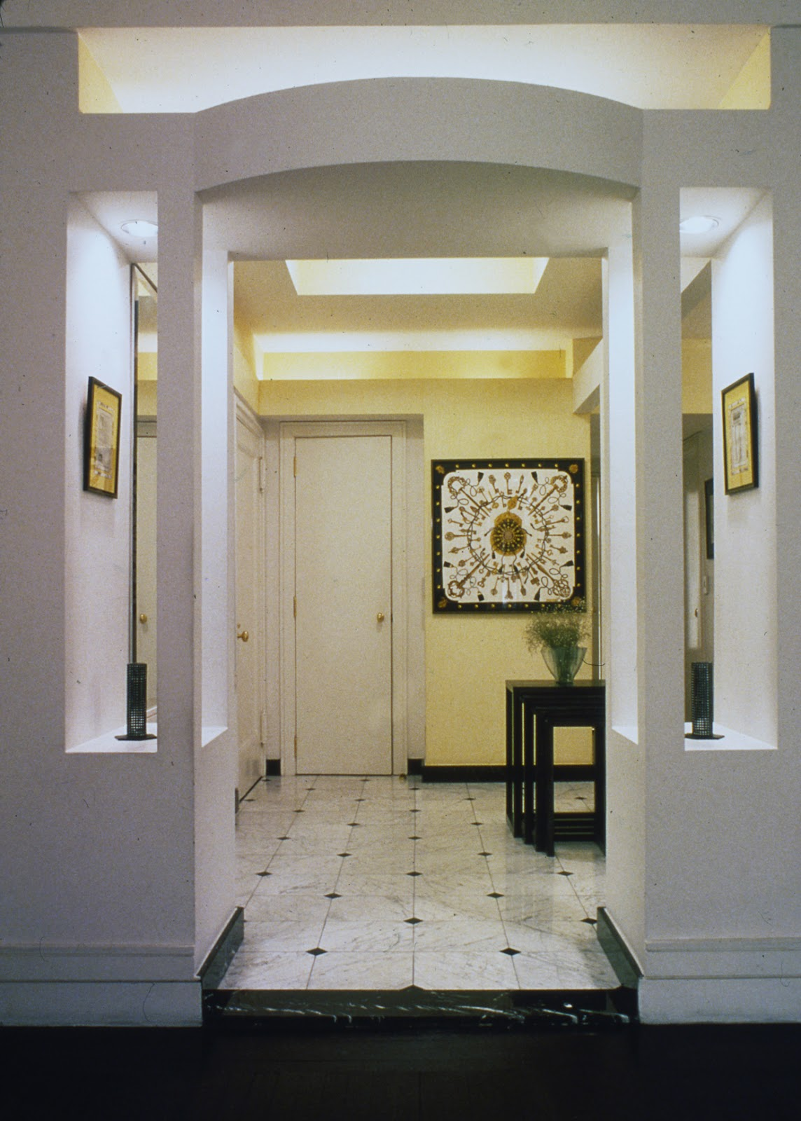 Gail Green Interiors Entry Foyers For Creating Superb
