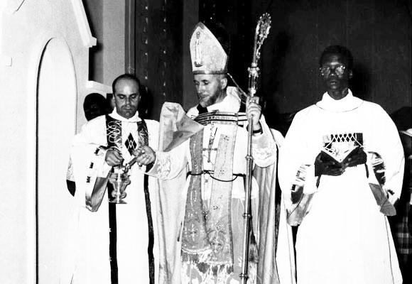 Misionarsko poslanje u ime Katoličke Crkve