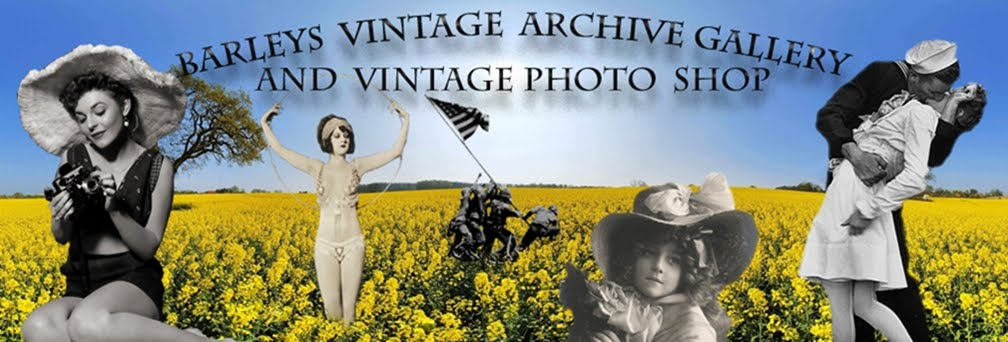 Barleys Vintage Photograph Gallery Archive | Vintage Photo Shop