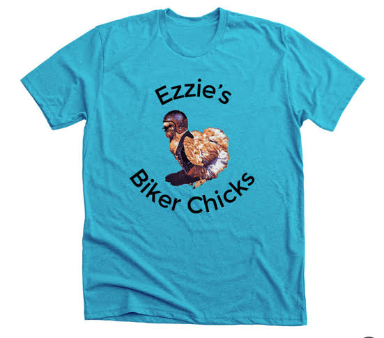 Ezzie's Biker Chicks T-Shirts