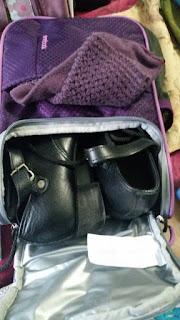 hardshoes in bag
