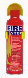 Bình chữa cháy foam 400ml
