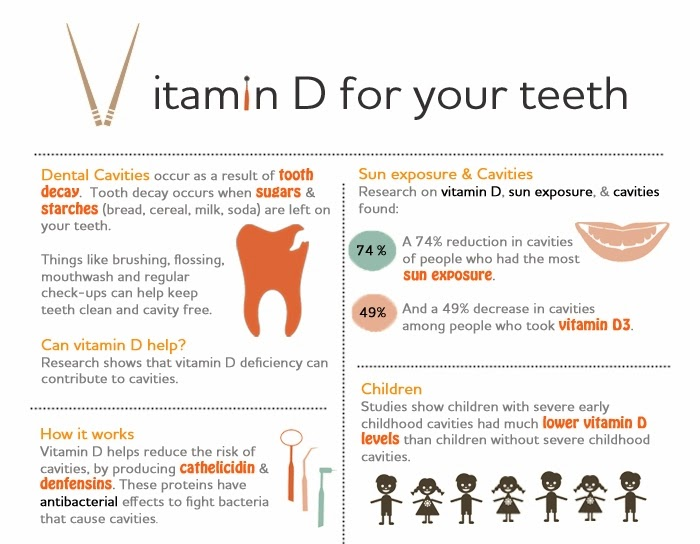 What is the importance of vitamin D Foods highest in vitamin D