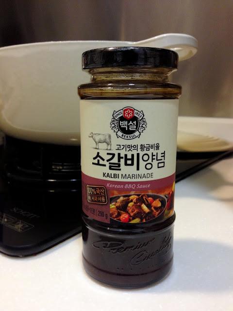 韓式牛肋骨