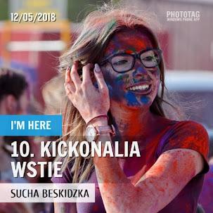 10. Kickonalia - 12.05.2018, Sucha Beskidzka