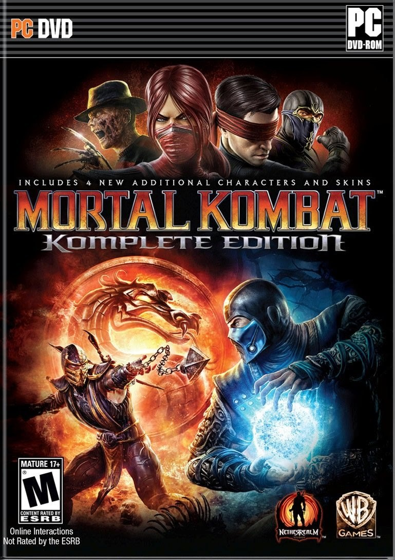 Mortal Kombat 9 Pc Version Download - rategenerous