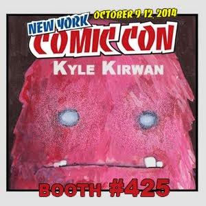 Kyle Kirwan - NYCC Booth 425