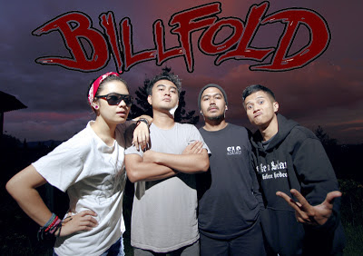 Billfold Band Pop Punk Hardcore Bandung Gania Female Vocal Foto Personil Logo Wallpaper