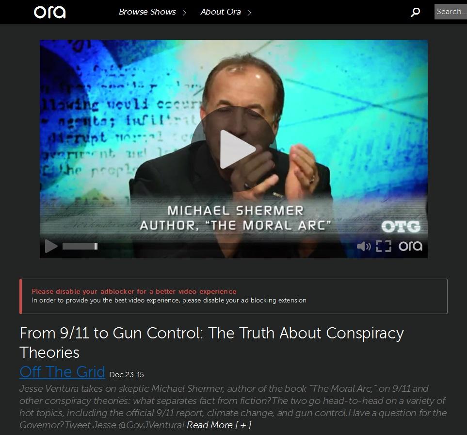 Michael shermer sexual predator