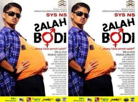 Film Indonesia Salah bodi