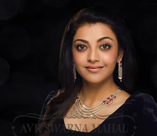 Kajal Latest Stills From Swarna Mahal