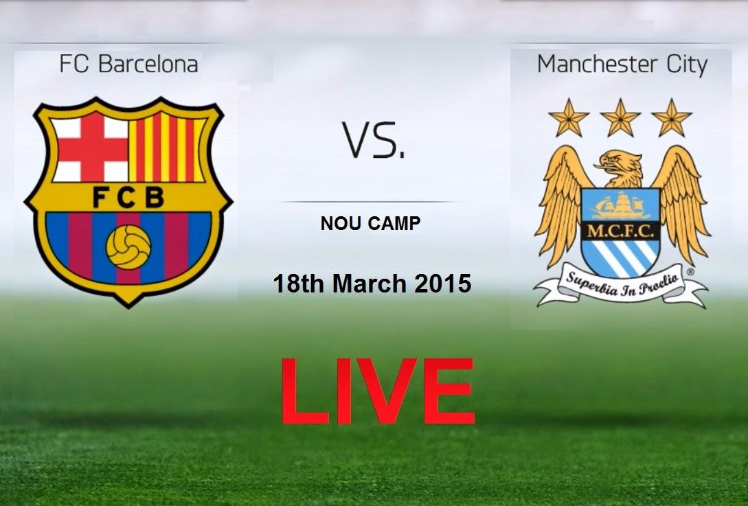 FC Barcelona-Manchester City Live pe Digi Sport 1