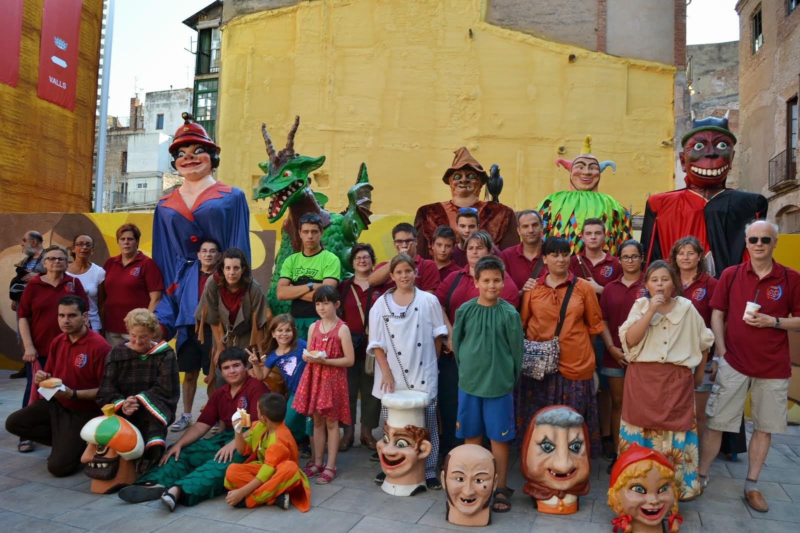 Festa de Cloenda de ''l'Estiu Actiu'' del Centre Cívic de Valls