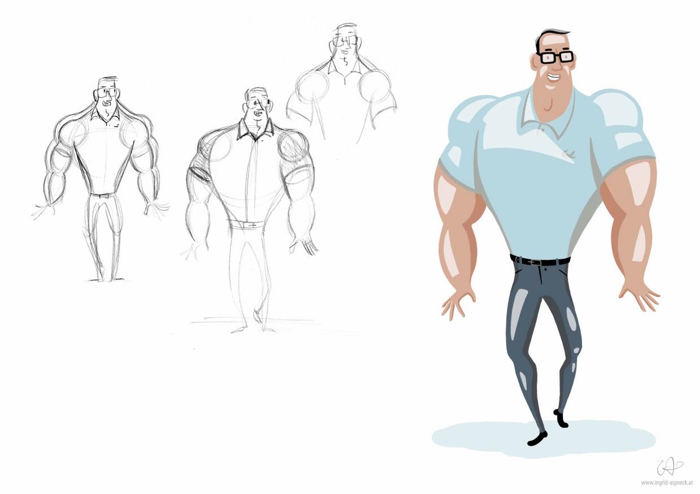 Character Design Course Uk : Stephen silver junglekey image