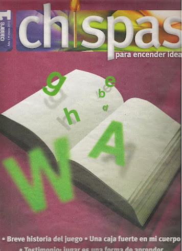 CHISPAS PARA ENCENDER IDEAS