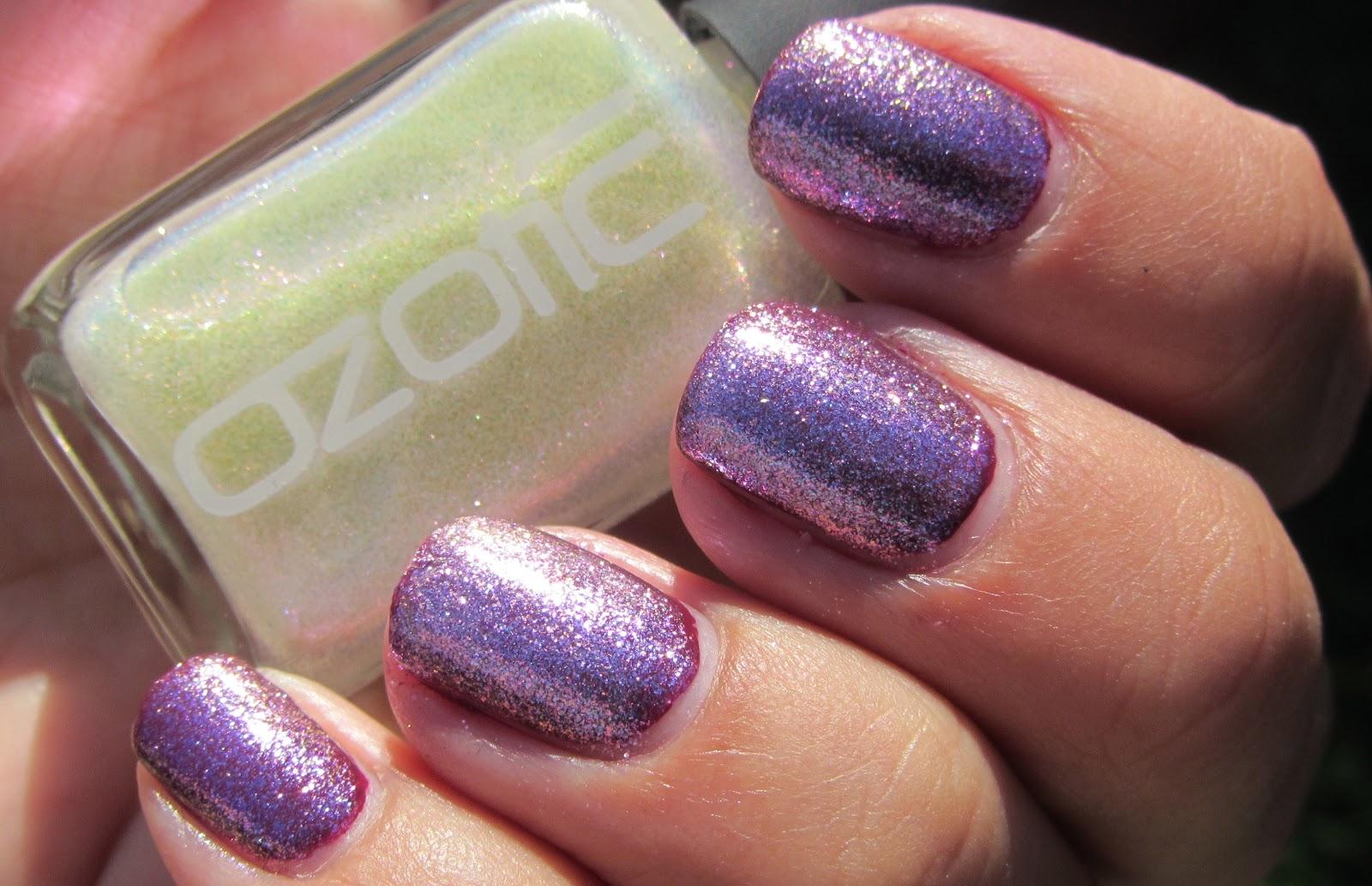 My Nail Polish Obsession: Ozotic Beam 906