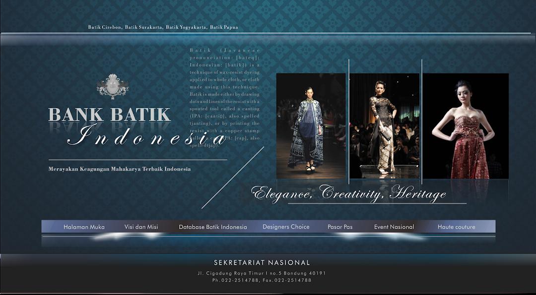 Bank Batik Indonesia