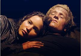 HG: romance no empalagoso como en twilight