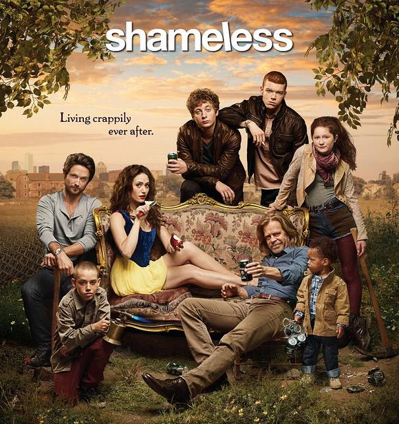 Shameless US: 1°, 2° e 3° Temporadas Completas