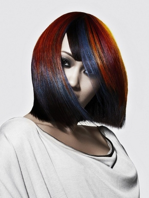 Cool-Multi-Chromatic-Hair-Color-Ideas-for-Fall-2012-2