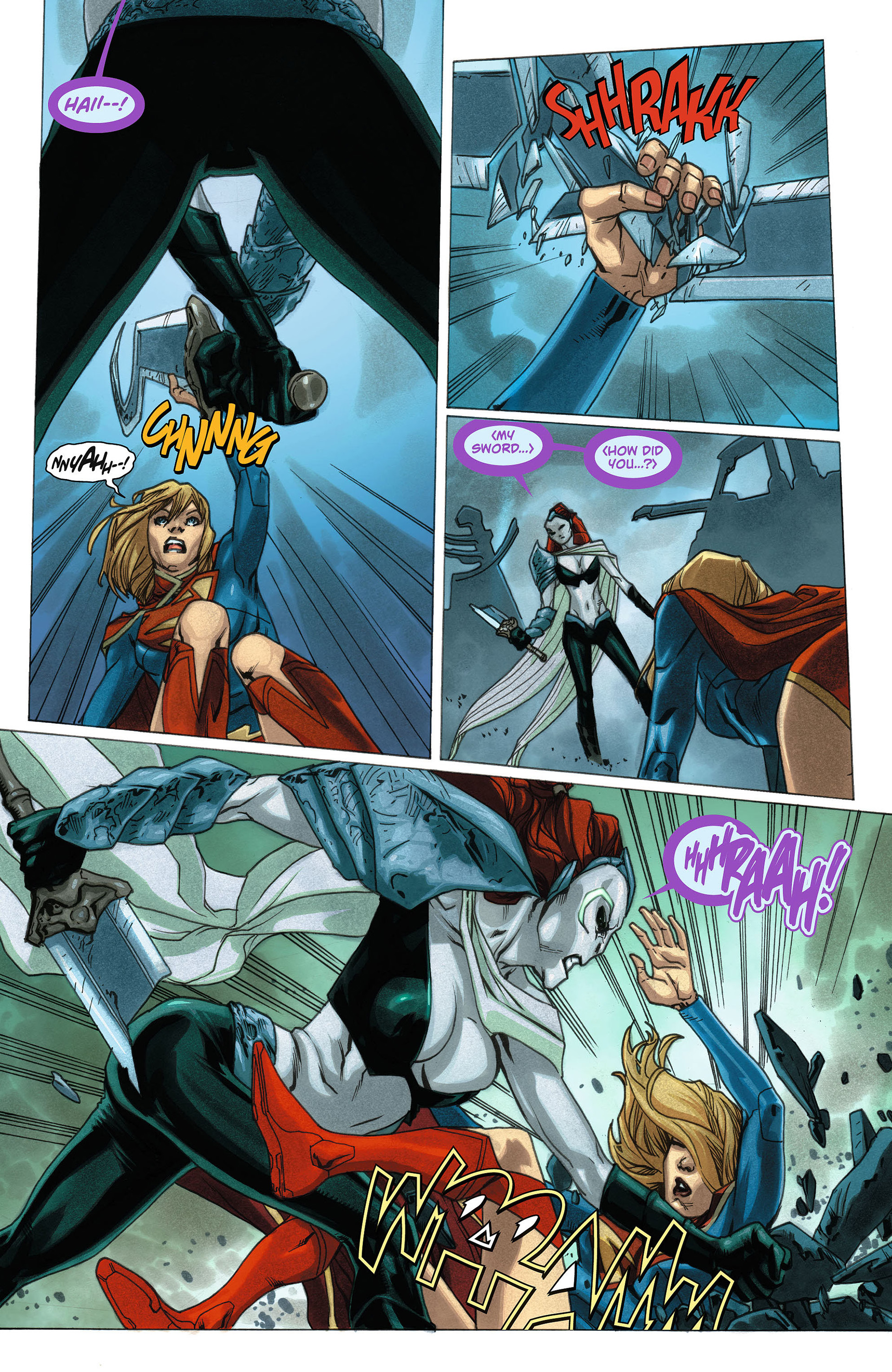 Supergirl (2011) Issue #5 #7 - English 18