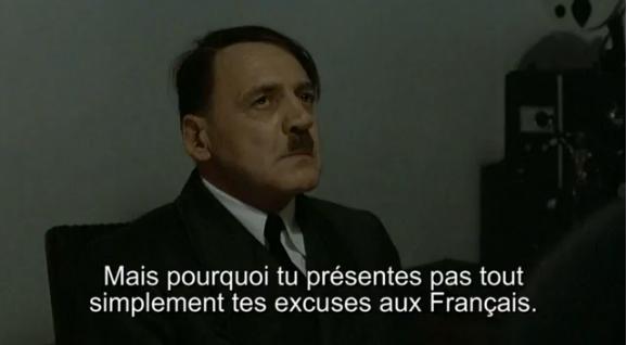 Nicolas Anelka Hitler