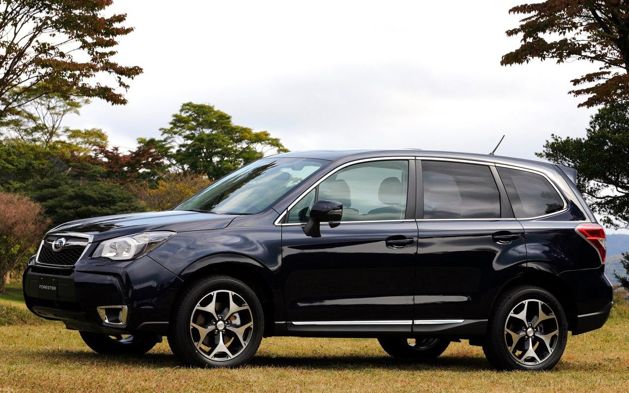 2014 Subaru Forester Colors Wallpaper Pictures Gallery Wallpaperautocars