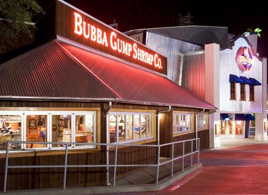 Bubba Gump Orlando Restaurante