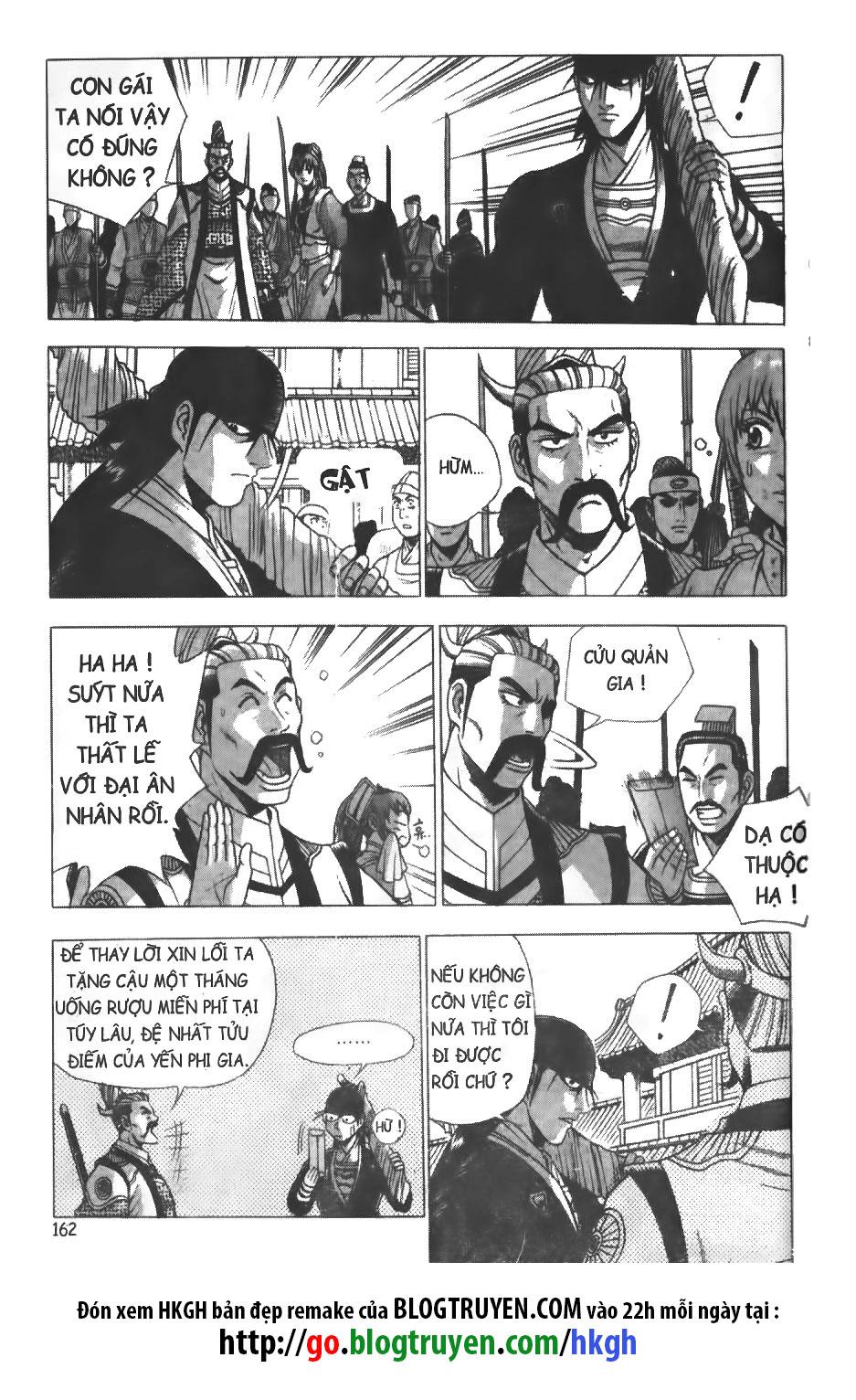 Hiệp Khách Giang Hồ chap 242 page 11 - IZTruyenTranh.com