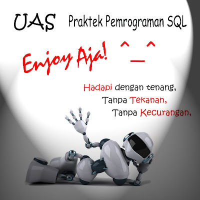 Download Soal UAS Praktek Pemrograman SQL