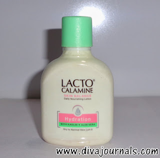 Lacto Calamine Review-Dry to Normal Skin