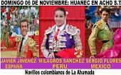 Huañec una ciudad mestiza continuando con la herencia cultural.