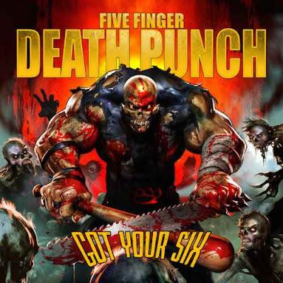 "FIVE FINGER DEATH PUNCH: Δείτε το video του ""Jekyll And Hyde"" απο το επερχόμενο album"
