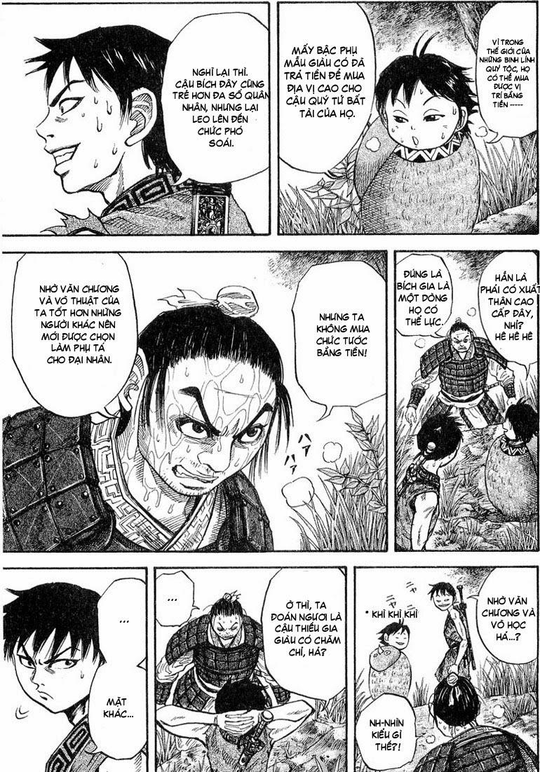 Kingdom – Vương Giả Thiên Hạ (Tổng Hợp) chap 17 page 4 - IZTruyenTranh.com