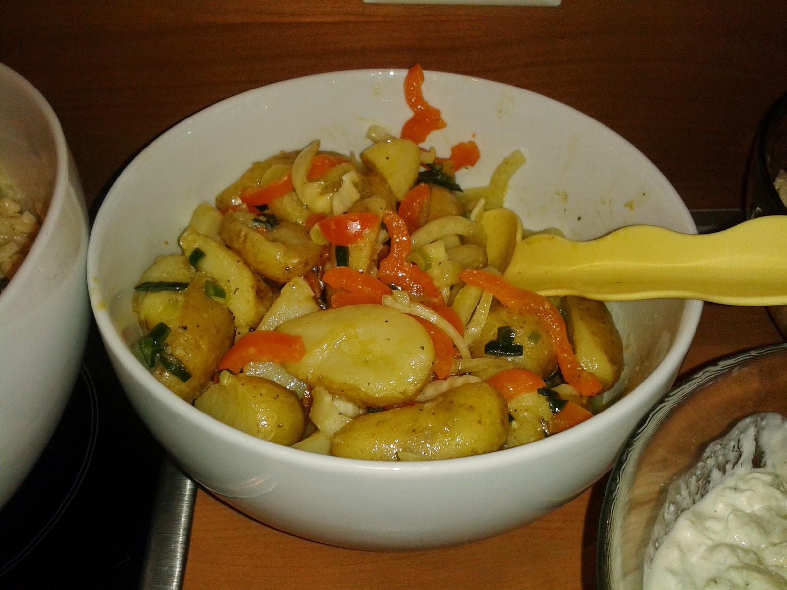schwedischer Kartoffelsalat