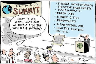 Cleantech cartoon: what if we created a better world for nothing?
