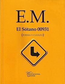 Edición Mínima - 2005 Antología El Sótano 00931